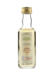 Ardbeg 1991 Bottled 2002 - Murray McDavid 5cl / 46%