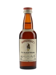 Mackinlay's Old Scotch Whisky Bottled 1950s-1960s 5cl / 40%