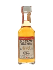 Old Crow 6 Year Old Bottled 1960s 4.7cl / 43%