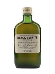 Black & White Bottled 1960s 5cl / 40%
