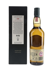 Lagavulin 12 Year Old Natural Cask Strength Special Releases 2016 - 200th Anniversary 70cl / 57.7%