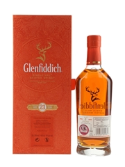 Glenfiddich 21 Year Old Reserva Rum Cask Finish 70cl / 40%