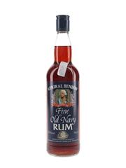 Admiral Benbow Fine Old Navy Rum