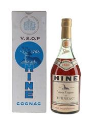 Hine VSOP Vieux Cognac Bottled 1960s - Hine Bicentenary 70cl / 40%