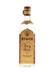 Stock Dry Gin