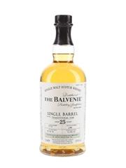 Balvenie 1992 25 Year Old Single Barrel 3160