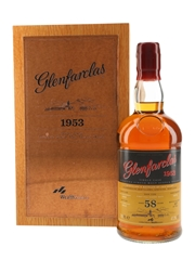 Glenfarclas 1953 58 Year Old Single Cask 1674