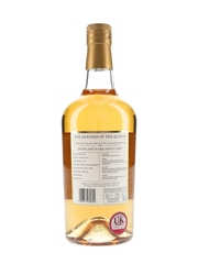 Highland Park 1998 Cask 7667 Bottled 2018 - The Keepers Of The Quaich 70cl / 55.7%