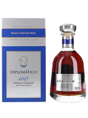 Diplomatico 2005 Single Vintage Rum Speciality Brands 70cl / 43%