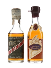 Old Fitzgerald 6 Year Old & Vintage Bourbon 1980