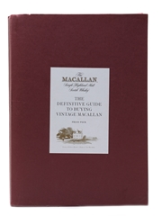 Macallan - The Definitive Guide To Buying Vintage Macallan Press Pack First Edition & Press Pack