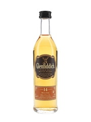 Glenfiddich 14 Year Old Rich Oak  10cl / 40%
