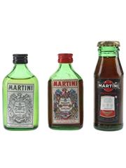 Martini Vermouth Rosso & Dry