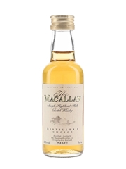 Macallan Distiller's Choice