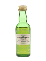 Macallan Glenlivet 1963 30 Year Old