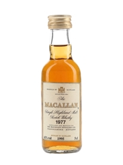 Macallan 1977 Bottled 1995 5cl / 43%