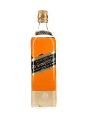 Johnnie Walker Black Label Extra Special Bottled 1960s 75cl