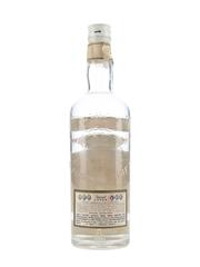 Smirnoff Red Label Bottled 1950s - Cinzano 75cl / 40%