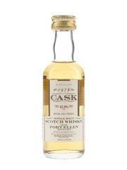 Port Ellen 1978 Cask Strength Bottled 1993 - Gordon & MacPhail 5cl / 61.8%