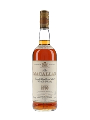 Macallan 1970 18 Year Old