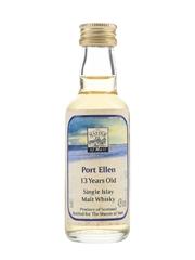 Port Ellen 13 Year Old Master Of Malt 5cl / 43%