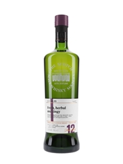 SMWS 55.19 Fresh, Herbal and Zingy