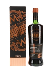 SMWS 27.112 A Broadside Cannon Barrage