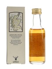 Mosstowie 1970 Connoisseurs Choice Bottled 1990s - Gordon & MacPhail 5cl / 40%