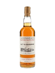 Alt A Bhainne 1980 Cask Strength Cadenhead's White Label 70cl / 60.3%