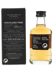 Highland Park 18 Year Old Bottled Pre 2012 5cl / 43%