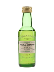 Imperial Glenlivet 1979 14 Year Old Bottled 1993 - Cadenhead's 5cl / 64.9%