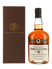 Tom's Blend No.1 18 Year Old The Last Drop Distillers 70cl / 46%