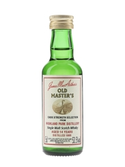 Highland Park 1989 14 Year Old James MacArthur's - Old Master's 5cl / 53.5%
