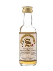Highland Park 1966 22 Year Old Bottled 1989 - Signatory Vintage 5cl / 52%
