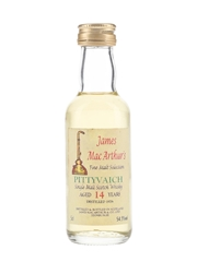 Pittyvaich 1976 14 Year Old James MacArthur 5cl / 54.5%
