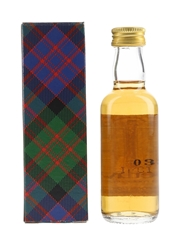 Glenlivet 1948 50 Year Old Bottled 1998 - Gordon & MacPhail 5cl / 40%