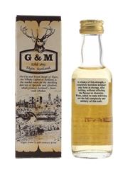 Port Ellen 1980 Cask Strength Bottled 1996 - Gordon & MacPhail 5cl / 63.9%