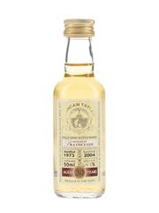 Strathclyde 1973 30 Year Old Bottled 2004 - Duncan Taylor 5cl / 64.8%