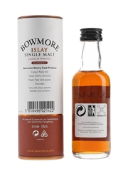 Bowmore 15 Year Old Darkest Sherry Cask Finished 5cl / 43%