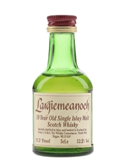Largiemeanoch 19 Year Old The Whisky Connoisseur 5cl / 52.2%