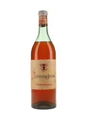 Armagnac Distillerie de la Montagne Noire Bottled 1930s - Etablissements Raissac 100cl / 40%
