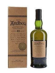 Ardbeg 21 Year Old Bottled 2001 - Ardbeg Committee 70cl / 56.3%