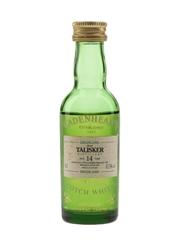 Talisker 1979 14 Year Old Bottled 1993 - Cadenhead's 5cl / 63.9%