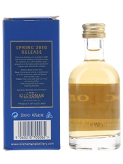 Kilchoman Spring 2010 Release  5cl / 46%