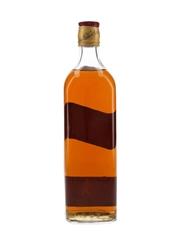 Johnnie Walker Red Label Bottled 1960s-1970s 75.7cl / 40%