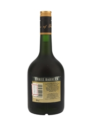 Three Barrels VSOP 5 Star Bottled 1990s 68cl / 40%