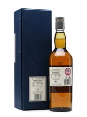 Talisker 25 years old Bottled 2008 70cl