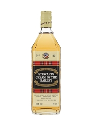 Stewarts Cream Of The Barley Bottled 1990s-2000s 70cl / 40%