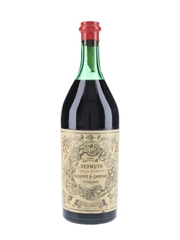 Carpano Vermuth Bottled 1960s 100cl