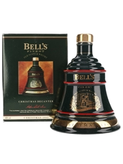 Bell's Christmas 1993 Ceramic Decanter The Art Of Distilling No.4 70cl / 40%
